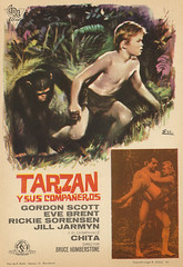Tarzán y otros niños salvajes