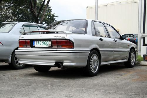 1991 Galant VR4 AWD | Club Mitsu Philippines