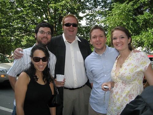 Brady's Graduation 2007