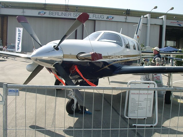 Piper Malibu Meridian PA-46-500TP