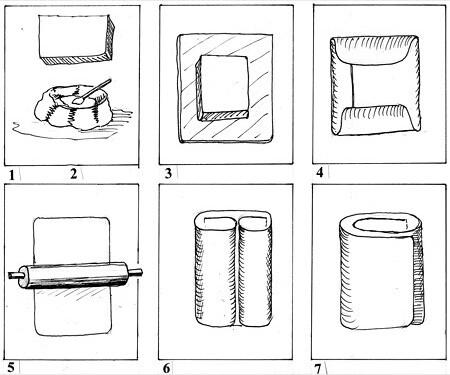 wie kann ich meinen bl tterteig selber herstellen g nters rezepte. Black Bedroom Furniture Sets. Home Design Ideas