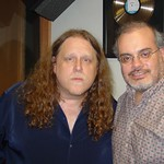 Warren Haynes at WFUV with Darren DeVivo