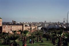 Kasbah des Oudaïa, Rabat March 2006