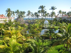 Gorgeous Paradisus Gardens With Atlantic View