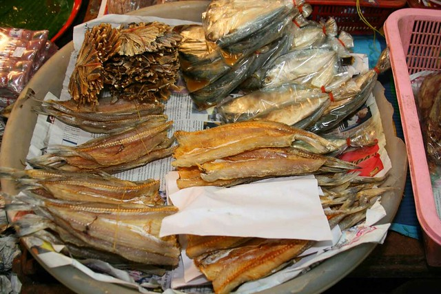 Pla khem dried salted fish flickr photo sharing for Dried salted fish