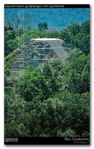 Pirámide del Nuevo Mundo / New World Pyramid