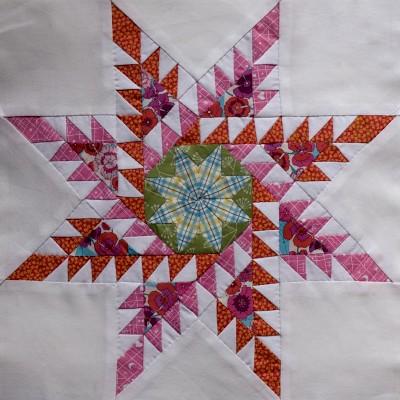 Quilt Pattern Radiant Star : The Radiant Star Artisania