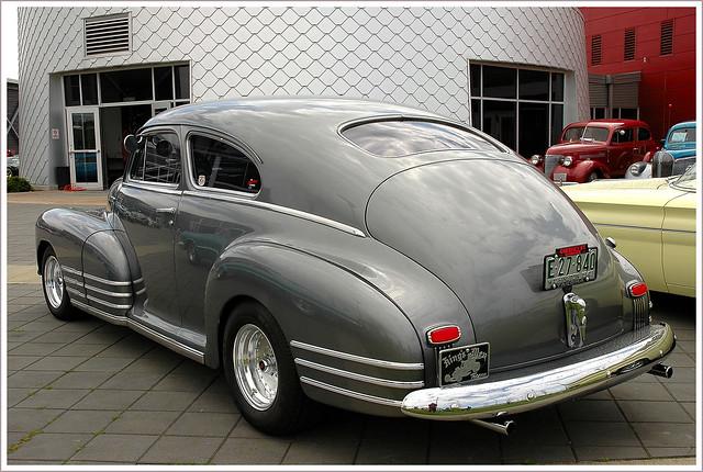 Flickriver jay el 39 s photos tagged with cloverpark for 1947 chevy fleetline 4 door