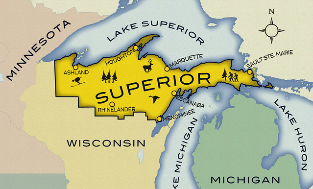 "Possible new state of ""Superior"""