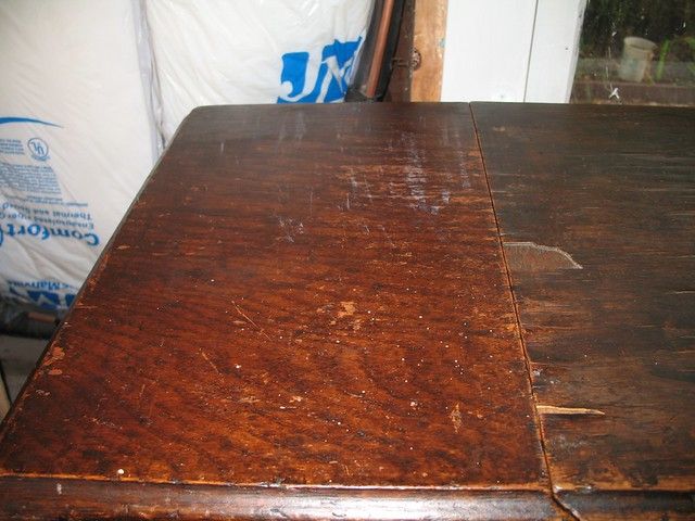 Singer Model 27 Cabinet Table