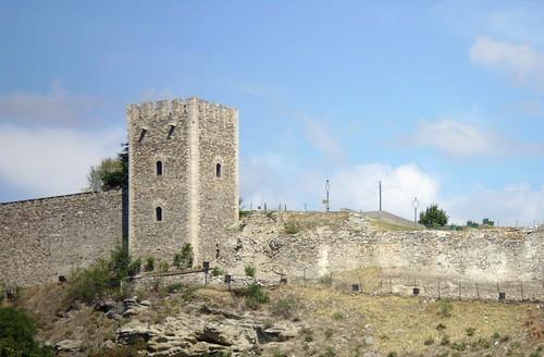 europe macedonia balkans fortress kale skopje makedonia скопје osm:node=172336221