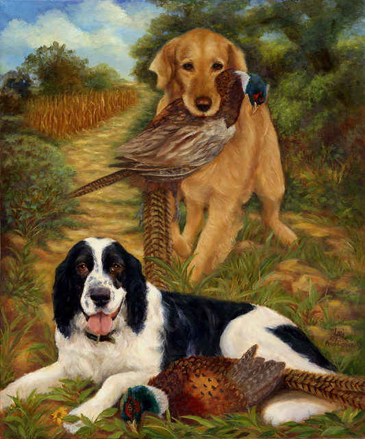 Pheasant Hunting Dogs For Sale In South Dakota