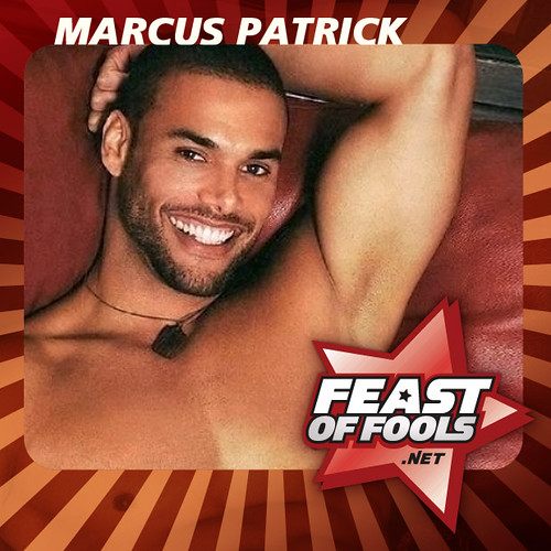 Actor and nude model Marcus Patrick on the Feast of Fools podcast!