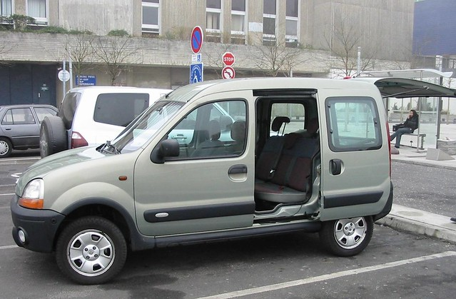 renault kangoo 4x4 flickr photo sharing. Black Bedroom Furniture Sets. Home Design Ideas
