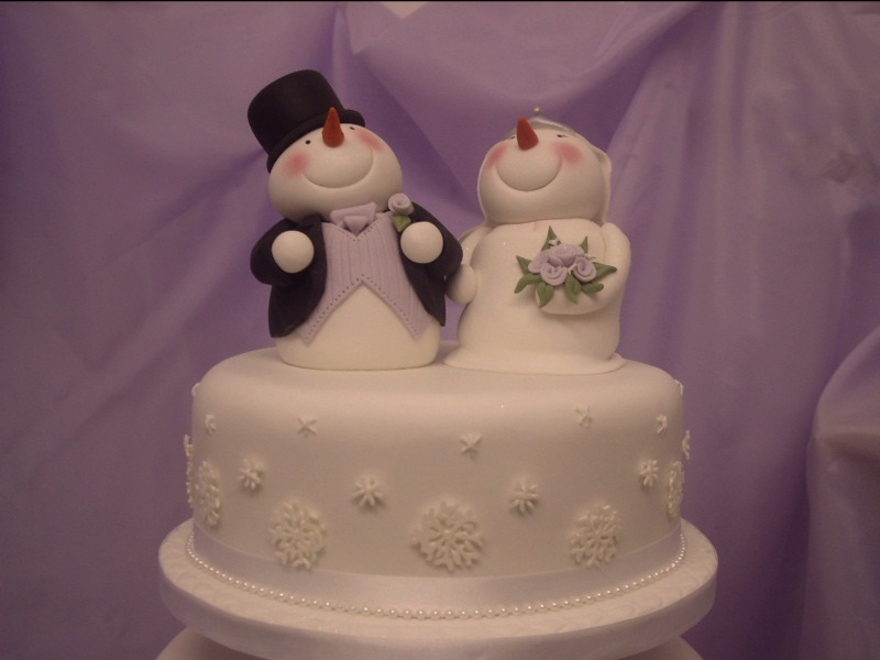 snowman bride and groom - a photo on Flickriver