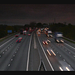 M6 Northbound Light Trails Video by andrew.stuart1