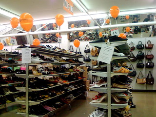 Army and Navy Shoe Sale