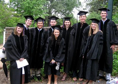 UVA Law Graduation 2008