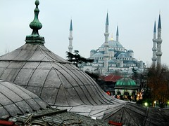 Mosquée Bleue,   Istanbul