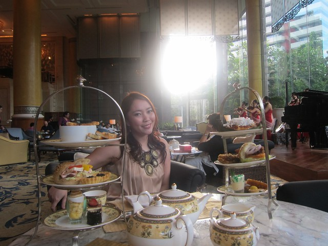 Shangri La Afternoon Tea (10)