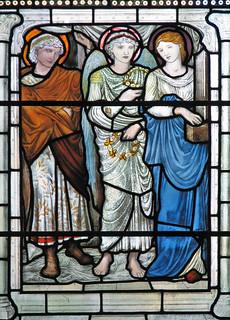 St Cecilia's wedding