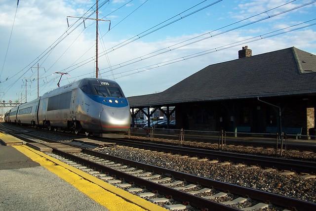 Amtrak Acela 2
