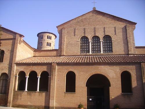 Ravenna - Santa Apollinare in classe by lpelo2000