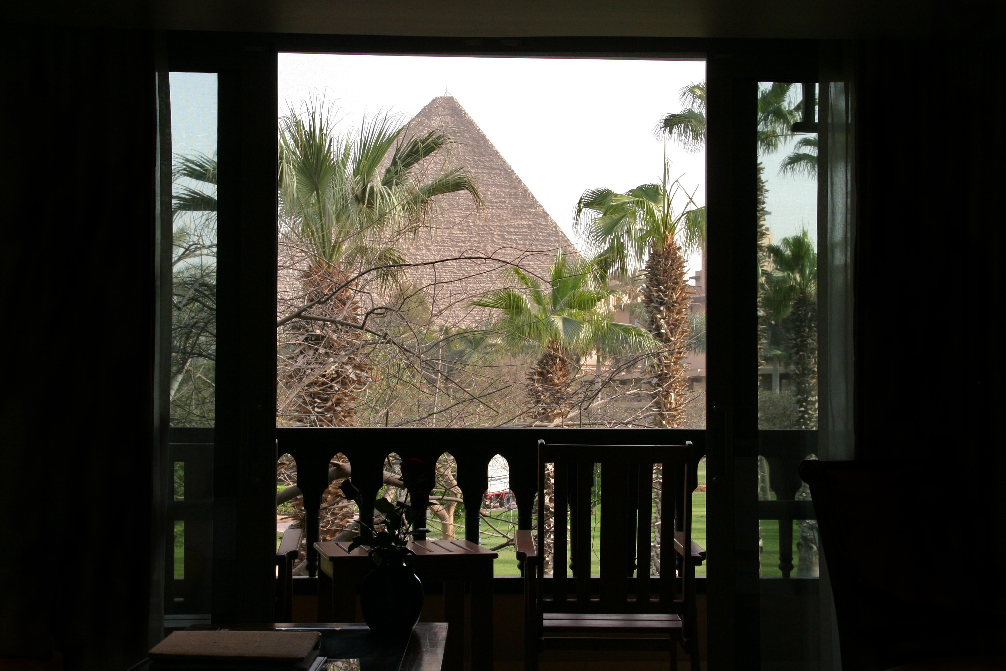 Oberoi - Mena House Hotel Egypt