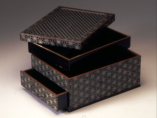 Lacquer box from Japan