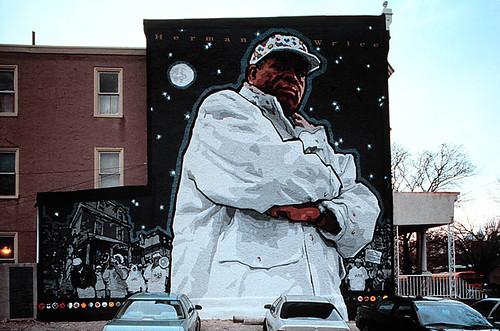 Flickr itsjustphilly 39 s photostream for Dr j mural philadelphia