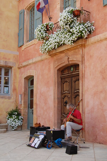 Travel Moment Monday: Roussillon, Provence Provence France Europe