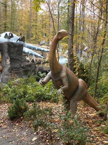 Er diene dem Drachenkönig im Saurierpark Kleinwelka wenn die Zeit der Schlangen anbricht 169