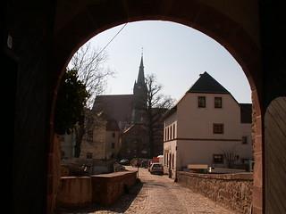 Leisnig mit Burg Mildenstein hat seit 1280 die Stadtrechte 031