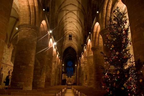St Magnus at Christmas