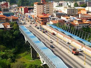 Transición urbana. Mérida.