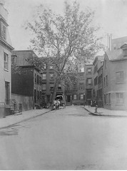 1904 Commerce Street taken from Barrow Street Manhattan -- a history of one New York City street name.