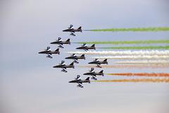 Manifestazione Areonautica - Frecce Tricolori - Firenze