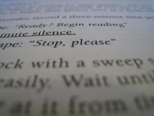 Stop Please!