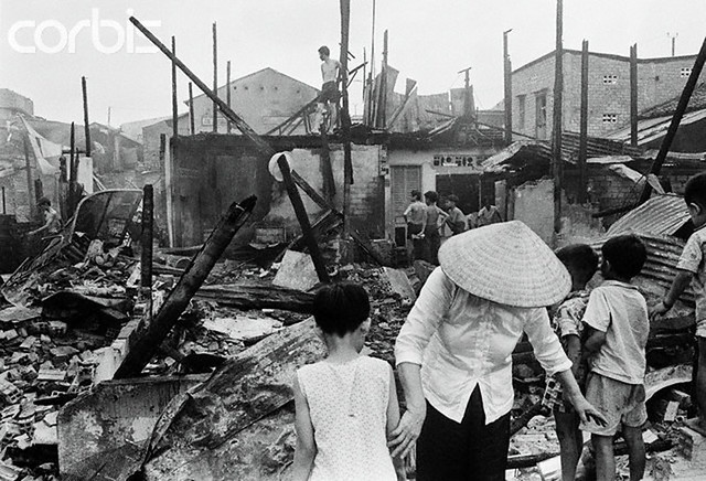 21 Apr 1975, Saigon, South Vietnam