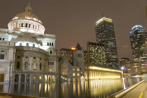 Boston Christian Science Center