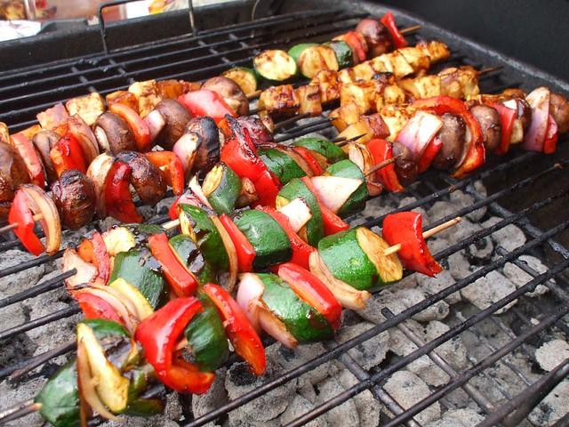Veggie BBQ Rules! from Flickr via Wylio