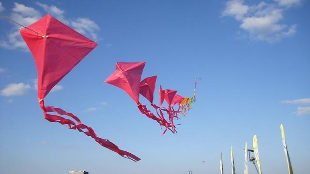 Festival del viento - Vicente Lopez