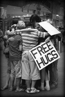 Group Free Hugs