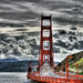 Golden Gate HDR by vgm8383
