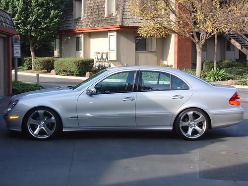 Fs 2003 e320 sport sedan silver on black mercedes benz for 2003 mercedes benz e320 owners manual