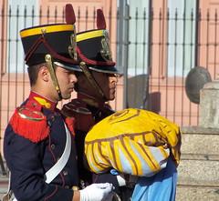 Flag bearers' profiles