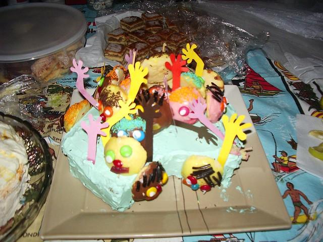 Aussie Birthday Cake