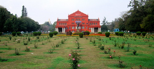 State Central Library of Karnataka in Cubbon Park