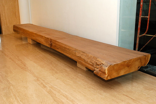 Teak Wood Pieces ~ Solid teak wood for bench l cm w t
