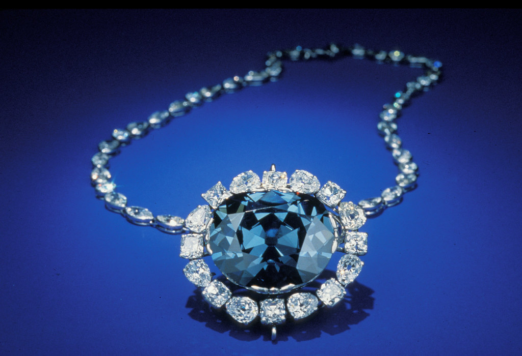 The Hope Diamond: The Largest Blue Diamond in the World